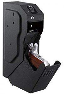 Gun Vault SVB 500 biometric gun safe
