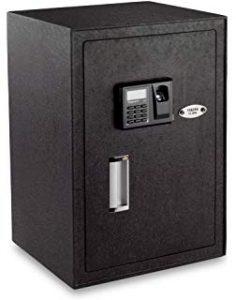 Viking Security VS 50BLX gun safe biometric