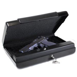 First Alert 5200 DF biometric gun safe