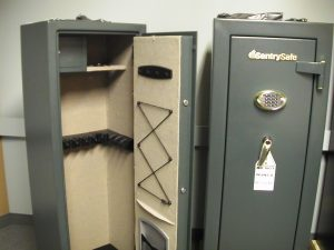 Maintain your gun safes
