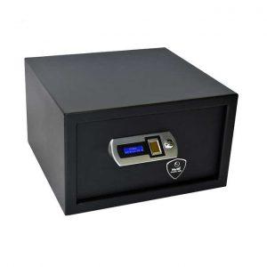 Verify Smart Safe S5000 fingerprints