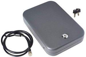 SnapSafe Combination Lockbox