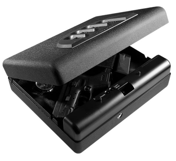Gunvault MicroVault XL MVB1000 gun safe review