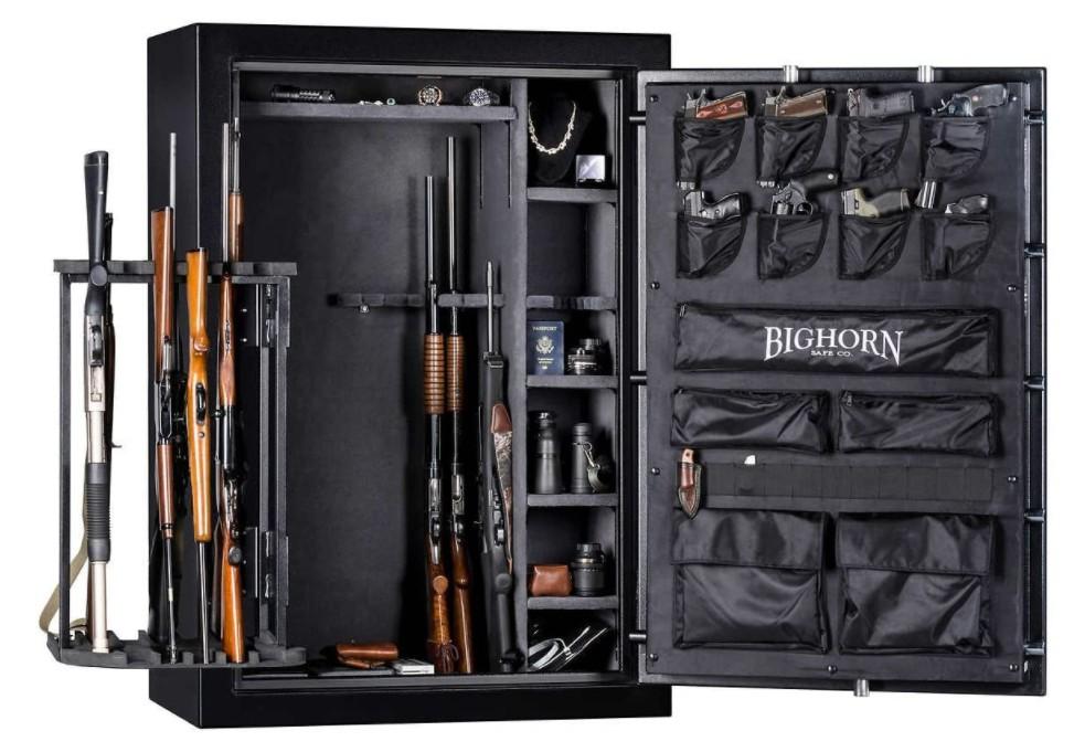 best bighorn gun safe
