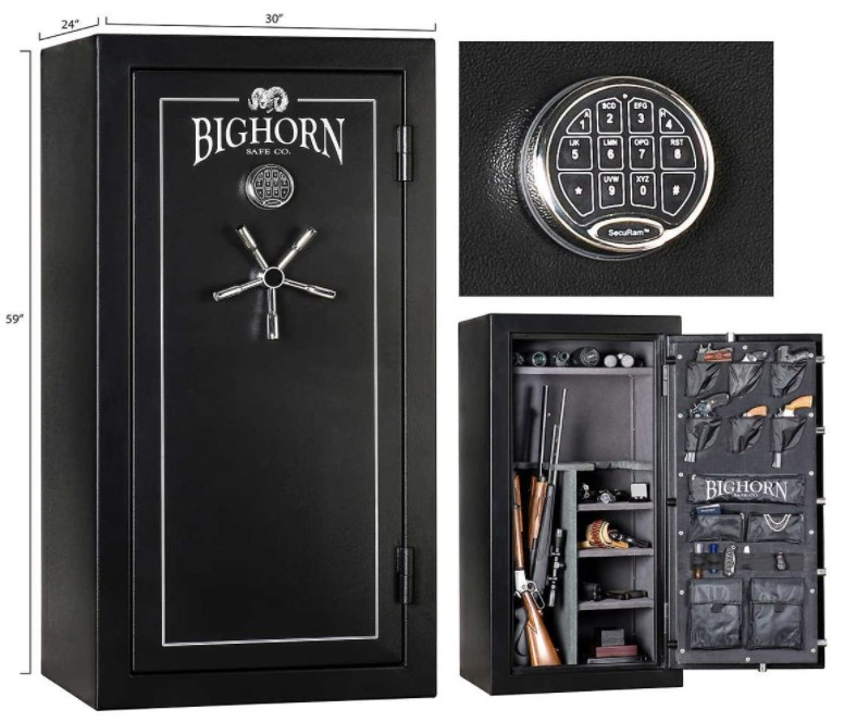 bighorn safe review