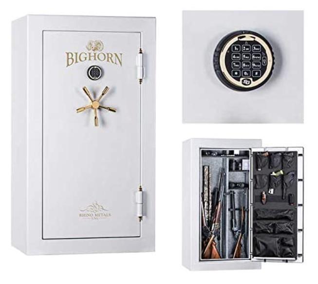 bighorn ultimate access gun safe