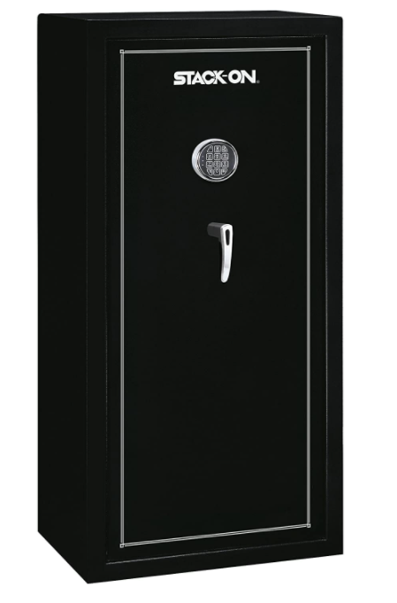 stack on large gun safe
