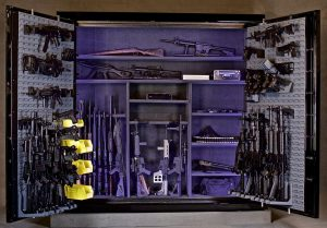 how to maintain a gun safe
