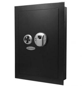 Barska Biometric Fingerprint Security Wall Safes