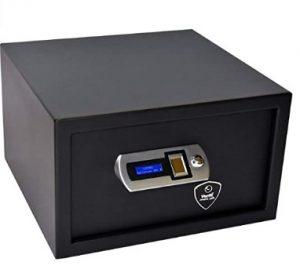 biometric gun safe for pistol