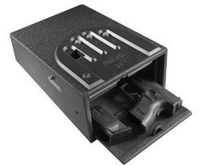 biometric pistol safes reviews