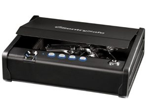 gunvault biometric gun safe