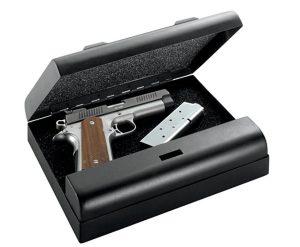 GunVault Digital pistol Safe