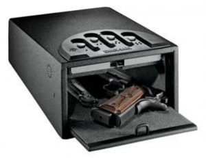 GunVault Pistol Safe Mini Standard