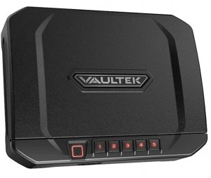 best gun vault biometric safe