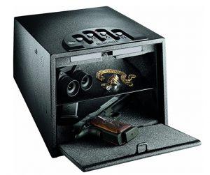 best multivault biometric gun safe