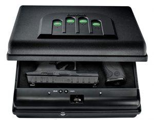 top rated gunvault gun safe