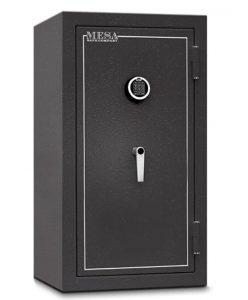 best electronic lock mesa gun safe