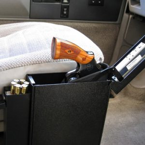 portable gun safe for car