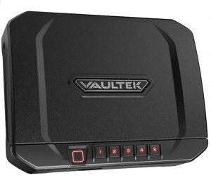 top rated vaultek gun safe